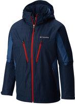 Columbia Antimony Zip-Front Hooded Jacket