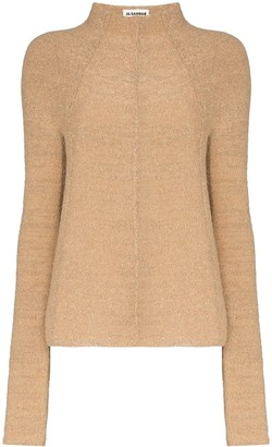 Jil Sander long-sleeved knit jumper