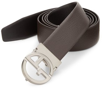 Giorgio Armani GA Reversible Leather Belt
