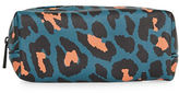 Topshop Matt Leopard Print Makeup Bag