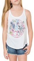 O'Neill Girl's Freedom Graphic Tank