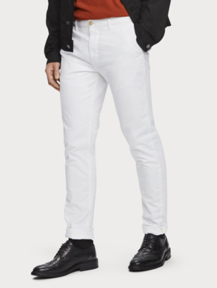Scotch & Soda Mott - Classic Chinos Super slim fit | Men