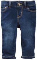 Osh Kosh Baby Girl Faded Jeans