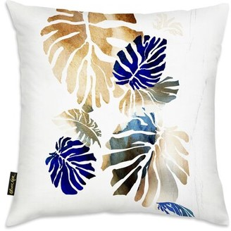 Oliver Gal Jungle Tree II Throw Pillow