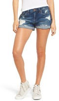 Blank NYC Women's Blanknyc Boyfriend Denim Shorts