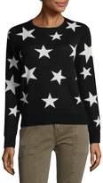 Anna Sui Women's Star Print Sweater