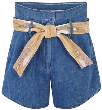 Forte Forte Calvary denim shorts