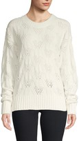 BCBGMAXAZRIA Ribbed Pullover Sweater