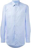 Boglioli plain shirt - men - Cotton - 42