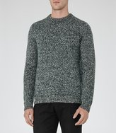 Reiss Horton Twisted Yarn Jumper