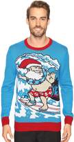 Travis Mathew TravisMathew Men's Surfing Santa Sweater Sweater