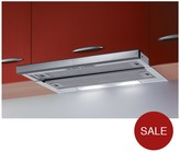 Baumatic BTEL06X 60cm Telescopic Cooker Hood - Stainless Steel