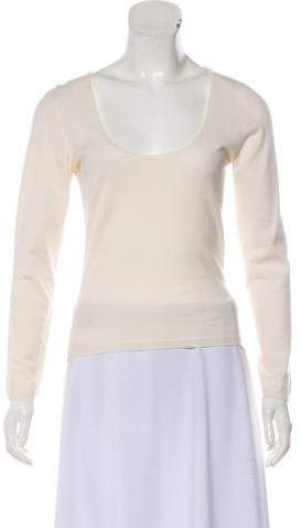 Cashmere Long Sleeve Top