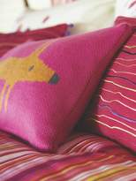 House of Fraser Scion Mr fox cushion 30x50cm cerise