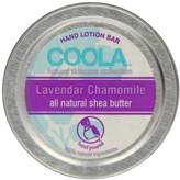 Coola Natural Skincare Collection, Lavender Chamomile Shea Butter Hand Lotion Bar, 0.5 Ounce