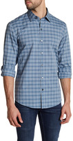 Zachary Prell Senter Long Sleeve Plaid Woven Shirt