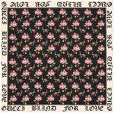 "Gucci Gothic ""Blind For Love"" print silk scarf"