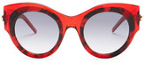 Pomellato Women's Fashion Cat Eye Sunglasses