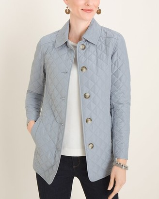 Chico's Quilted Jacket