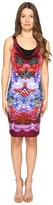 Versace Sleeveless Printed Dress Women's Dress