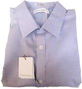 Calvin Klein Men's Check Long Sleeve Woven Shirt