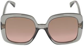 Gucci Gg0713s Gg Pop Squared Sunglasses