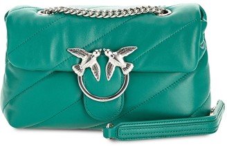 Pinko Quilted Cross-Body Bag