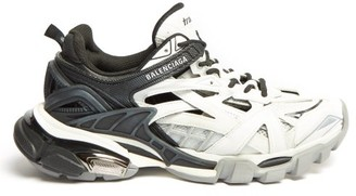 Balenciaga Track 2 Trainers - White Black