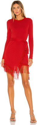 House Of Harlow x REVOLVE Anisha Fringe Dress