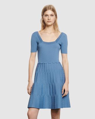 Sandro Flyn Dress