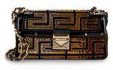 Versace Chain Pattern Shoulder Bag