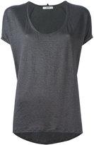 Humanoid Laury T-shirt - women - Linen/Flax/Spandex/Elastane - XS