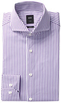 HUGO BOSS T-Christo Twill Slim Fit Dress Shirt