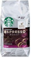 Starbucks 12 oz. Espresso Ground Coffee