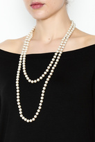 Southern Living Long Pearl Necklace