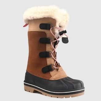 Cat & Jack Girls' Constance Winter Boots - Cat & JackTM