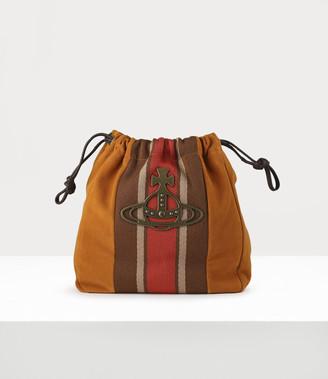 Vivienne Westwood Hilary Bucket Bag Yellow
