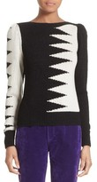 Marc Jacobs Women's 40S Intarsia Sweater