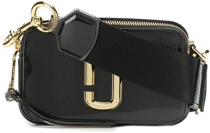 Marc Jacobs sheer cross body bag