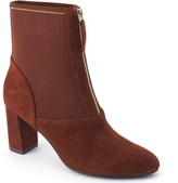 David Tate Mid-Shaft Leather Boots - Monique