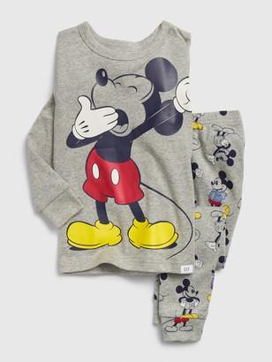 Disney babyGap | Mickey Mouse Yawning PJ Set