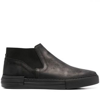 Hogan Slip-On Ankle Boots
