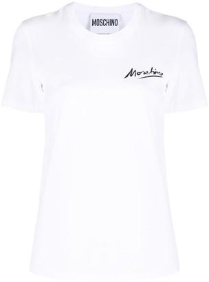 Moschino Logo Signature short-sleeve T-shirt