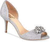 Badgley Mischka Hays d'Orsay Evening Sandals
