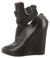Proenza Schouler Wedge Ankle Boots