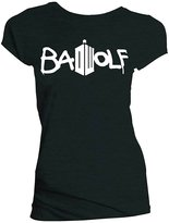 Doctor Who Classic Womens T-Shirt Bad Wolf XXXXL