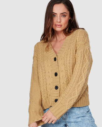 Billabong Pretty Cable Cardigan