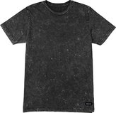 RVCA Men's Label Mineral Wash T-Shirt