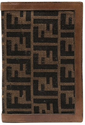 Fendi Pre-Owned 1970s FF motif wallet