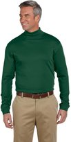 Chestnut Hill Pima Cotton Long-Sleeve Mock Neck - 3XL